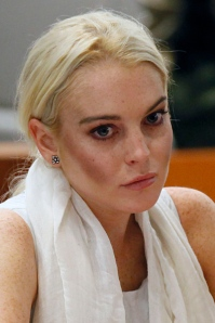 Lindsay Lohan Progress Report Hearing